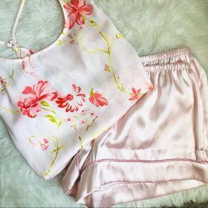 Nordstrom Lingerie Floral Pajama Set🌸